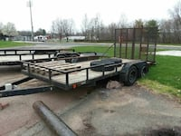 Landscape trailer with a title Gilbertsville, 19525