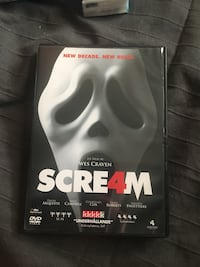 Scream dvd Göteborg, 418 42