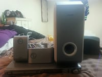 gray Home theater system set Didsbury, T0M 0W0