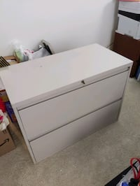 Large lateral file cabinet for sale!