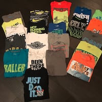 22 Boy's XL t-shirts  Jackson, 08527