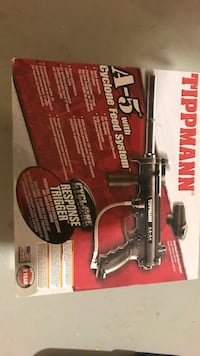 Paintball gun Bristow, 20136