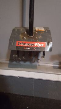 Tiller attachment