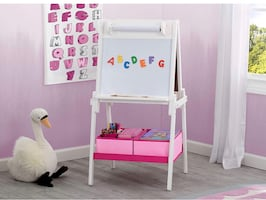Children Double-Sided Storage Easel