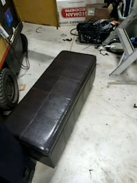 black leather car bench seat Mississauga, L5L 5X9