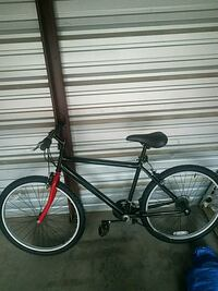 black and red road bike Fort Smith, 72904