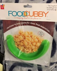 Food Cubby! *Keeps food in its place* Take anywhere! NEW!!