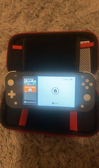 Portable game console Nintendo Switch Lite Morongo Valley, 92256