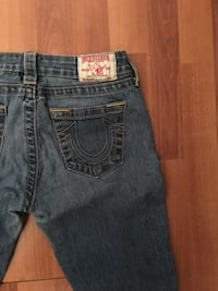 True religion jeans for woman size 26 in great condition