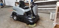 Karcher KM 90/60 ride-on sweeper null