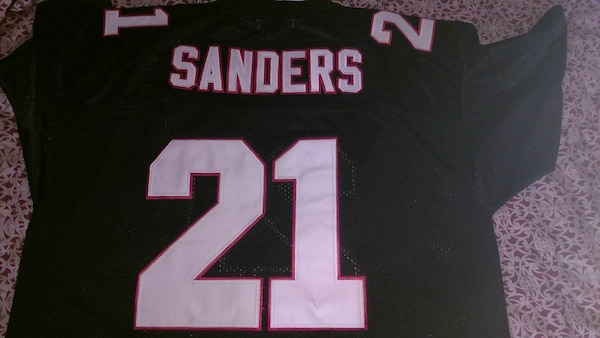 buy online ce7fa 08006 Deion Sanders throwback