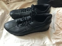 4 pairs of womans size 8.5 non skid shoes Grafton, 26354