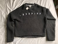 New vs pink super soft cozy sweater 597 mi