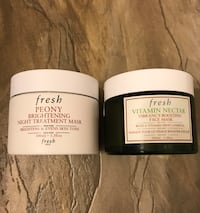 Fresh Cosmetics Facial Masks - Retails $200 London, N6A 3A7