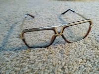 brown and black framed eyeglasses Alexandria, 22306