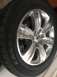F150 wheels and tires Gaithersburg, 20882