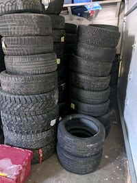 Tires & more tires
