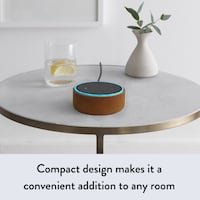 Echo Dot (2nd Generation) - Smart speaker with Alexa - Black Fairfax