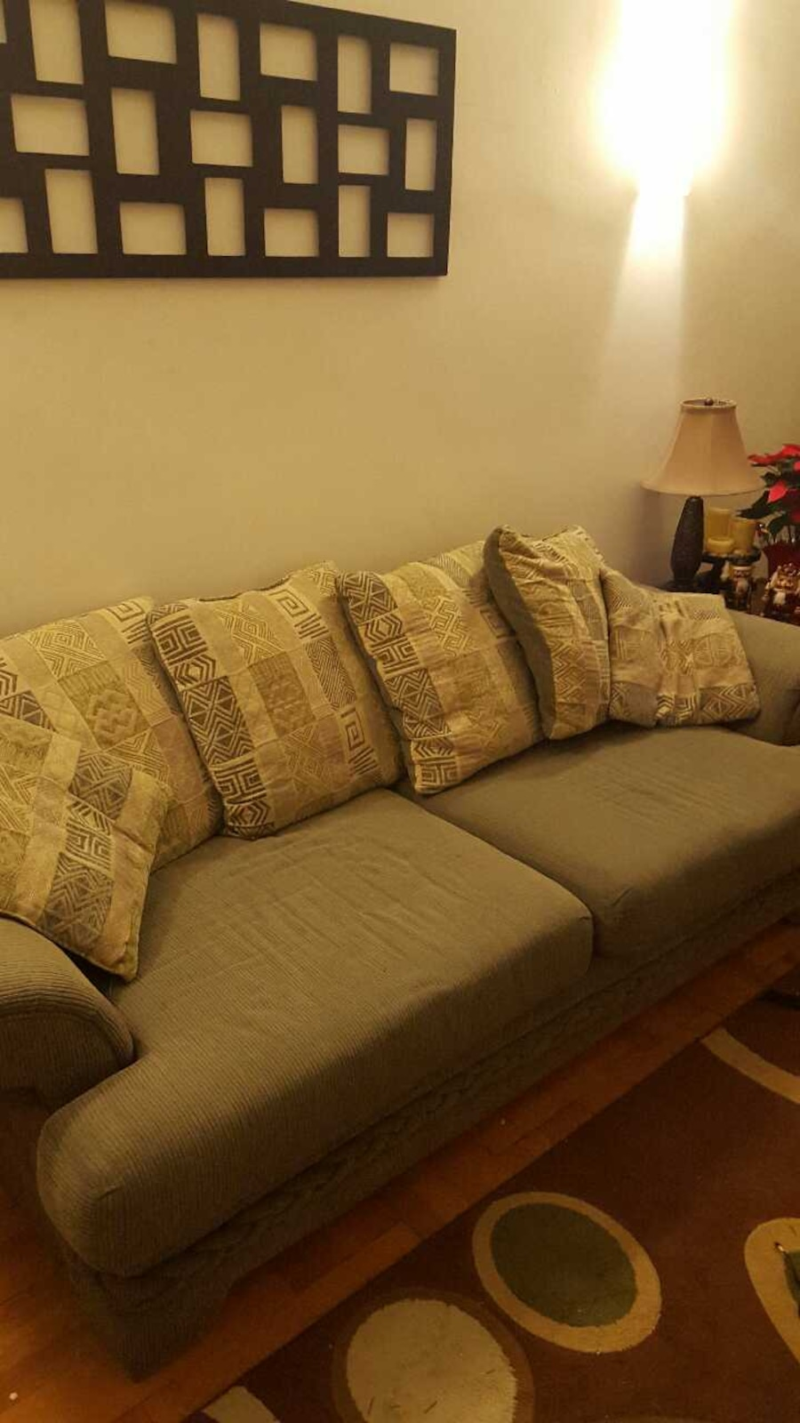 Used Living Room Furniture Sofa And Love Seat In New York