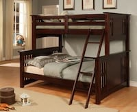 Brand New Twin over Full Bunk Bed  Houston, 77042