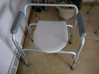 gray and white commode chair Orland Hills, 60487