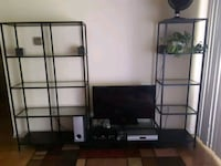 TV wall unit and 2 matching end tables Greenbelt, 20770