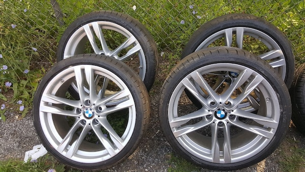 BMW Rims Style >> Bmw 20s Oem Style 373 Wheels And Tires