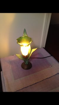 Antique Lamp, hand made. Paid $150. no place for it anymore Vaughan, L4H 3P6