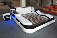 Custom Made Modern Low Profile Bed Frame Mississauga, L4W
