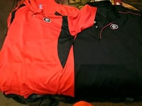 red and black polo shirts Morrow, 30260