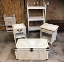 Wicker set