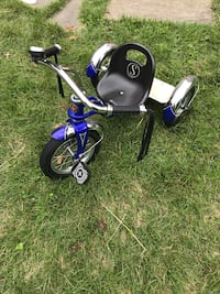 toddler's blue and black trike Bethesda, 20814