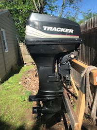 40HP 1999 tracker outboard