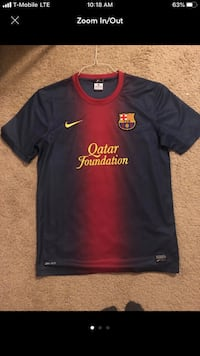 Barcelona Jersey Nike official medium