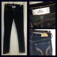 Hollister Dark Blue Jeans Toronto
