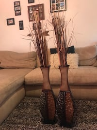 Two vases with bamboo  Bakersfield, 93308