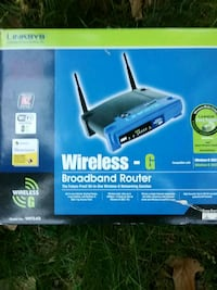 linksys witeless -g Router College Point, 11356