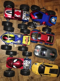 assorted color car toy lot トロント, M4C 3H8