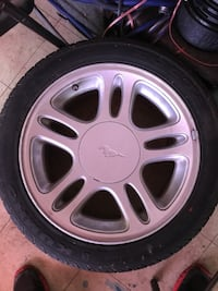 Mustang wheels and tires  Oxford, 36203