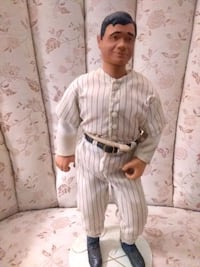 Vintage 12. Babe Ruth figurine doll Oklahoma City, 73111