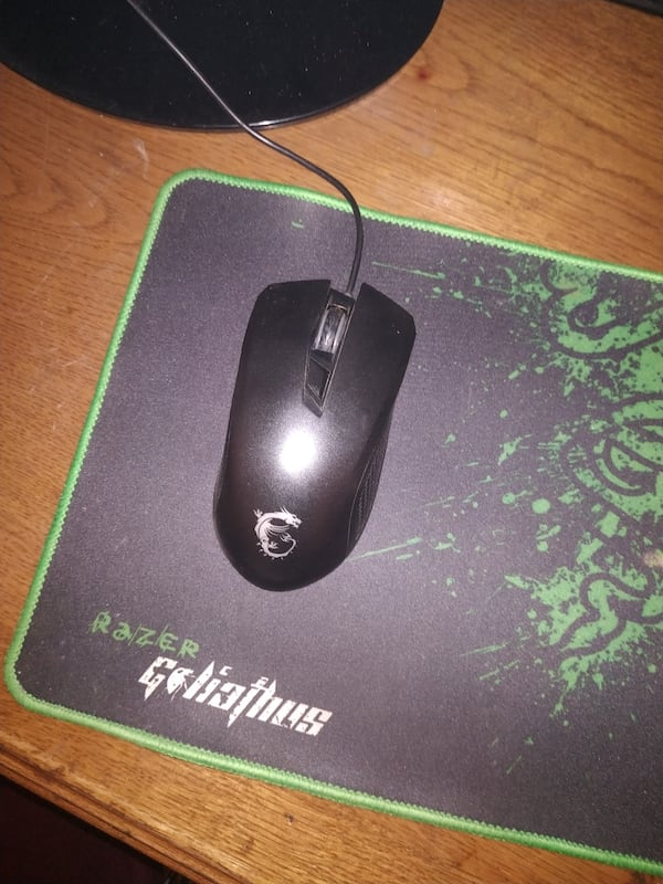 Msi GM10 GAMİNG MOUSE 5