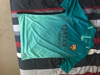 Barcelona Leonel Messi off color jersey Doral, 33178