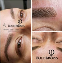 microblading bold brows artist from phi a cademy Markham, L3T 7V6