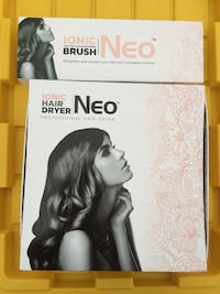 NEO Ionic Hair Dryer & Brush