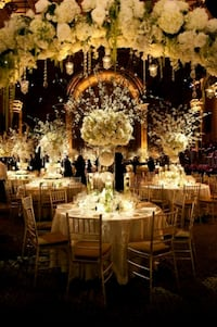 WEDDING OR ANY OTHER SPECIAL OCCASIONS  DECOR  Mississauga