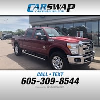 2015 Ford Super Duty F-250 Lariat Sioux Falls