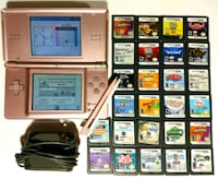 Nintendo DS, 27 games, 2 stylus's + charger!!! Salem, 97302