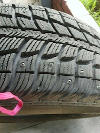 Himalaya 215/65 /r17 99 T studded snow tires price Oroville