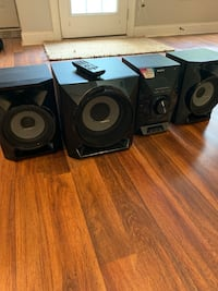 Sony Speakers (sony mhc ecl77bt)  Huntersville, 28078