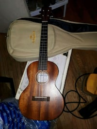 brown and black dreadnought acoustic guitar Guelph, N1E 3P2